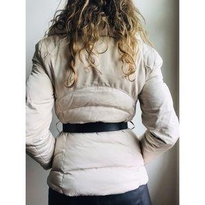 Zara Woman Puffer Jacket